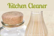 CLEANING ~ HINTS & IDEAS