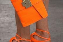Orange / by Sheila Lolmaugh