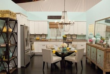 Kitchen / by Sheila Lolmaugh