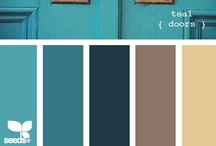 For the home-color ideas / by Debbie Murphy