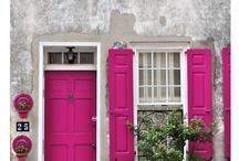 Doors / by Sheila Lolmaugh
