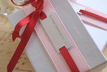Gift Wrap / by Shelley Niemek
