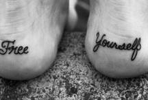 Tattoos / by Kori Botting