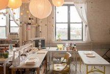 studio spaces / by Ashlee Meadows