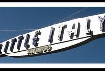 Little Italy - San Diego / by Lysa Meurer