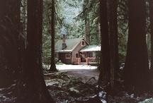 Cabin in the woods / by Robb Coffee Jr.