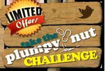 Go nuts! The Plumpy Nut Challenge / www.plumpynut.co.uk