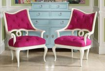 Sit a spell... chairs for any style / by Chic By Design