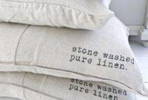 Linen - pellavaista... / Pellavasta ihanuuksia...