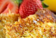 Second Breakfast is the Best Breakfast / Brunch and breakfast recipes.
