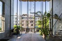 Inspiration :: Public Spaces / by RD Jones + Associates