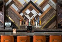 Inspiration :: Restaurants + Bars / by RD Jones + Associates