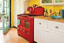 Kitchen Vixen / Tips, tricks, measurements, dream designs, appliances, etc.