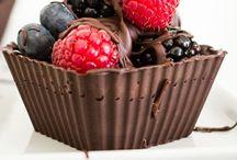 Chocolate - Suklaata kiitos :-)