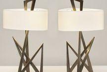 Inspiration :: Table/Floor Lighting