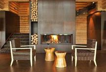 Inspiration :: Fireplaces