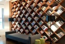 Inspiration :: Bookshelves