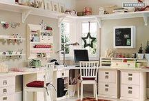 My future craft room...