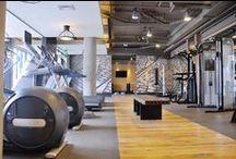 Inspiration :: Fitness Center