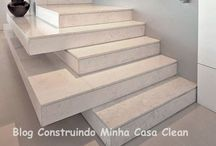 Floor and stair / by Isabela Costa