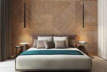 Inspiration :: Guest Rooms + Suites