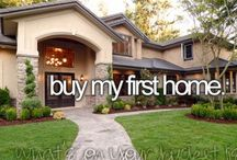 Buying a house / by Hayley Adams