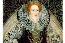 Queen of the Golden Age / Elizabeth I