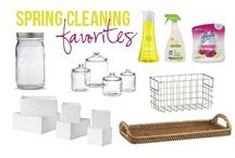 Cleaning tips / by Hayley Adams