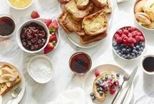BRUNCH / Because brunch is more fun than lunch!