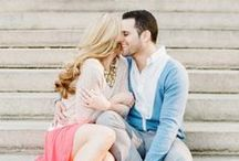 What to Wear: Engagement Portraits / Inspiration and ideas for how to style your engagement portraits