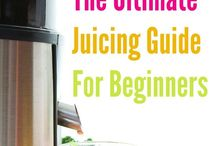 Juicing / by Hayley Adams