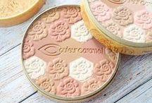 MAKEUP BIO & NATUREL / ORGANIC & NATURAL MAKEUP / Découvrez le maquillage naturel et bio Couleur Caramel haute tolérance- no paraben - no phenoxyethanol - organic make up certified by ECOCERT - mineral powder