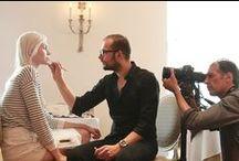 COUL CAM STUDIO / Couleur Caramel prouve chaque jour aux consommateurs que le maquillage bio est glamour ! Organic Make up is glamour !