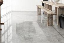 Inspiration :: Flooring
