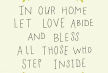 Home Ideas / by Ariana Robles