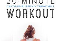 Get in shape!! / by Meghan Martin