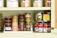 organize my home / by Kristin Dickey