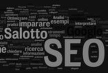 SEO Search Engine Optimization - Ottimizzazione per i motori di ricerca / SEO Infographics and related stuff