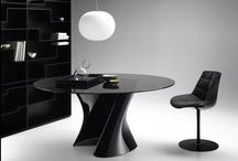 Mesas - muebles de diseño / Mesas de diseño. Kristalia, MDF Italia, etc.
