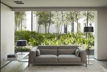 Sofás - muebles de diseño / Sofás de diseño. Joquer, MDF Italia, Carl Hansen & Son, etc.
