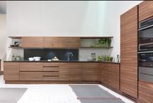 Cocinas - muebles de diseño / Cocinas de diseño. Lago, Riva 1920, Meson's, etc.