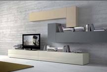 Salón - muebles de diseño / Salones. Lema, Lago, MDF Italia, Riva 1920, etc.