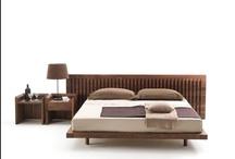 Dormitorios - muebles de diseño / Dormitorios de diseño. Lago, Lema, MDF Italia, Riva 1920, etc.
