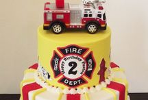 Fire Fighter Birthday / by Kates