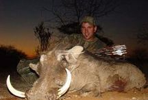 Big Game Trophies / by Hunting TrophyExperts