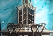 Murals and Art / all about the Artful Home and how to add color, design and personality to any space.