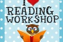 Kindergarten Reading / by Kristin Dickey