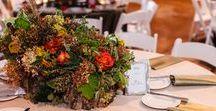 Autumn Inspired Wedding, Fall Colors Wedding