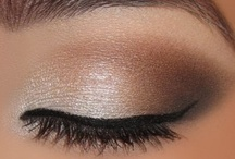 makeup in the nuetruals:) / by Carli Rodriguez