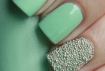 caviar nailsssss<3 / by Carli Rodriguez